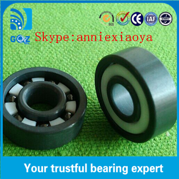 OD 5mm - 200mm 6019 2RS Ceramic Ball Bearings Si3N4 ZrO2 Wear Resistant