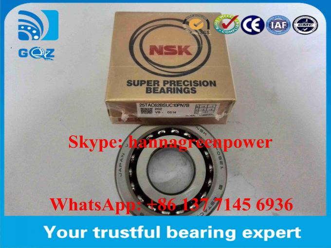 P4 Precision Angular Ball Super Precision Bearings 20TAC47BSUC10PN7B 20x47x15mm