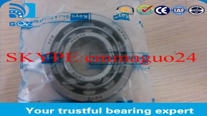 NJ1101ECP Cylindrical Roller Bearing Customized Low  Noise C0 C3 C4 Clearance