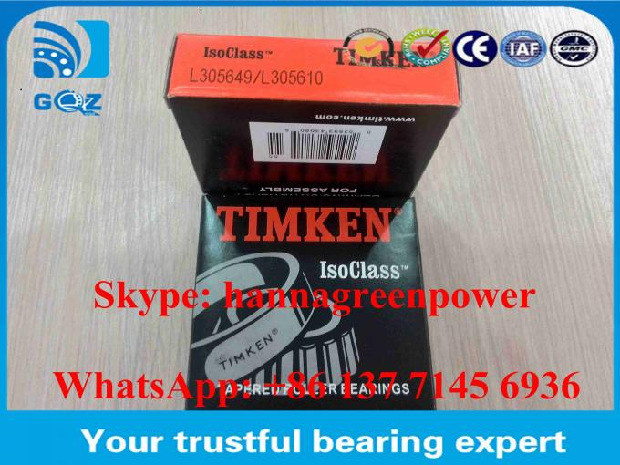 Thin Type L623149/L623110 Taper Roller Bearings 114.3x152.4x21.433mm 1.00KG Mass