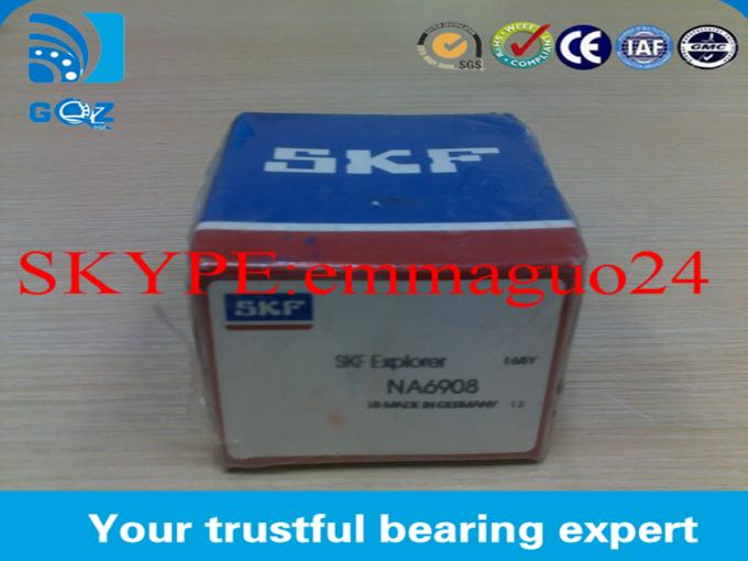 GCr15 Full Complement Needle Roller Bearing NA6908 40 X 62 X 40 mm