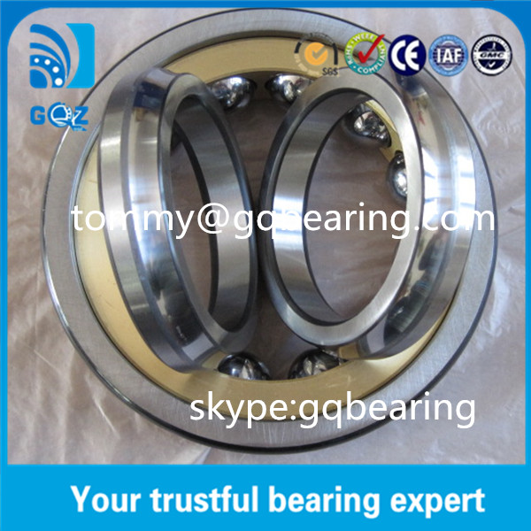 51415M Brass Cage Thrust Ball Bearing , High Precision Ball Bearing For Machinery