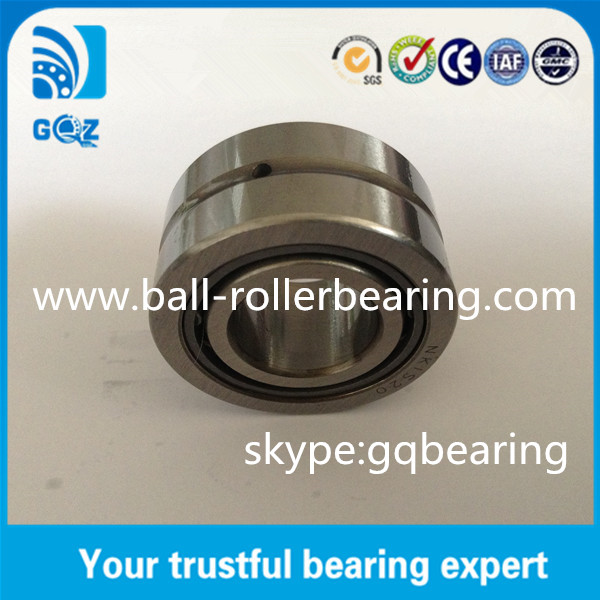 NKIS20 OD 42mm Heavy Duty Needle Roller Bearings For Motorcycles / Bicycles