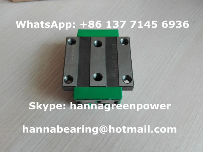 KWVE20B-V1-G3 Four Row Standard Carriage KWVE20BV0G2 Linear Guide Block 20x63x30mm