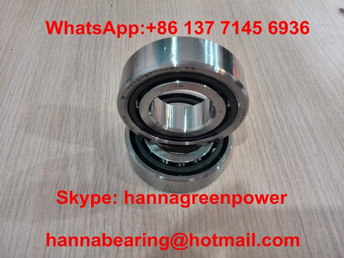 Polyamide Cage 7910A5TYNSULP4 25° Angel Single Row Roller Bearing 50x72x12mm