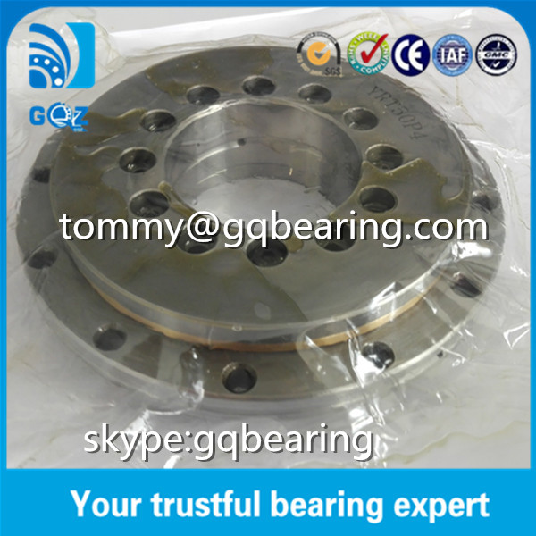 P4 Precision YRT50 Double Direction Slewing Ring Bearing Rotary Table 50mm Bore