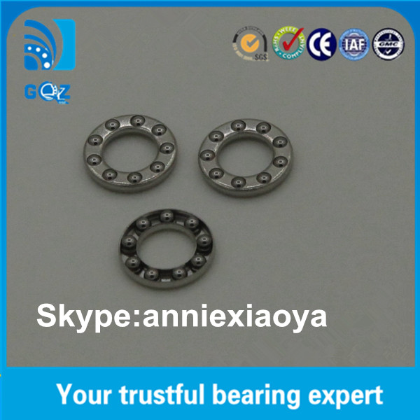Thrust Miniature Ball Bearings F3-8M F4-9M F5-10M F6-12M F6-14M F7-15M F8-16M F10-18M