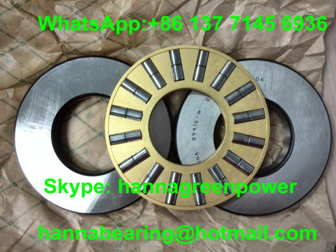 Double Row Thrust  Roller Bearing , K89420-M Thrust Cylindrical Roller and Cage Assembly