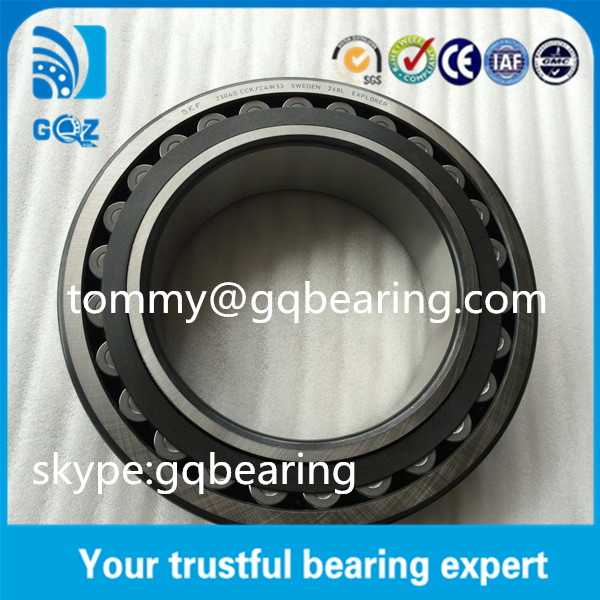 C4 Clearance Steel Cage Spherical Thrust Roller Bearings SKF 23040 CCK/C4W33