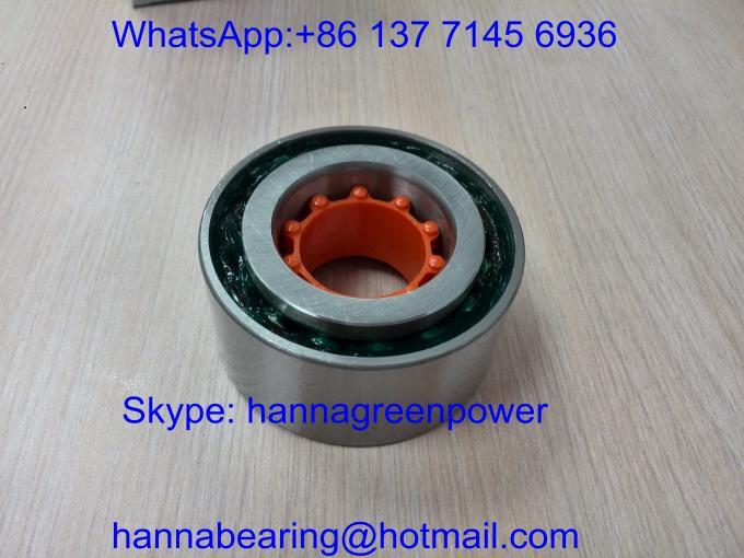 3x DAC3564A-1 Rubber Sealed Deep Groove Ball Bearings 35x64x37 mm