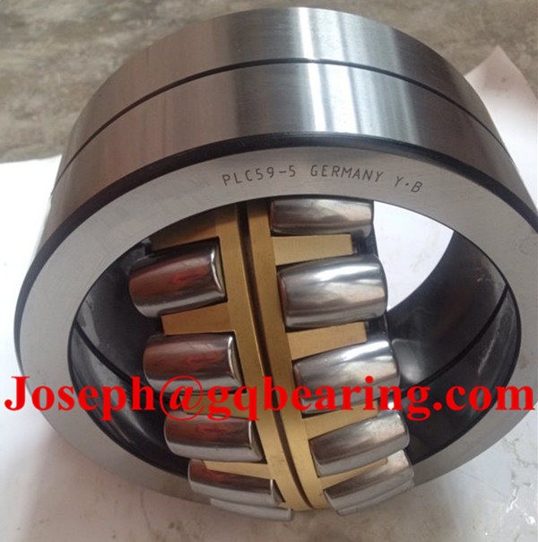 Brass Cage PLC59-5 Bearing used for Concrete Mixer Truck Gear Reducer