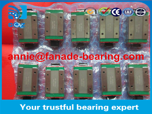 HGH20CAC HIWIN Linear Ball Bearing HIWIN Guide Length 1mm 4000 Linear Guide Rail For CNC Machine