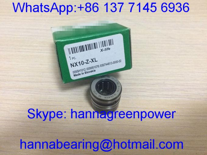NK10-Z-XL Single Direction Stainless Steel Roller Bearings / NK10-XL Needle Roller Thrust Ball Combined Bearing