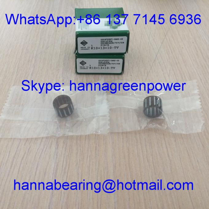 K10x13x10- TV / K10x13x10-TN Polyamide Cage Needle Roller & Cage Assemblies 10*13*10mm