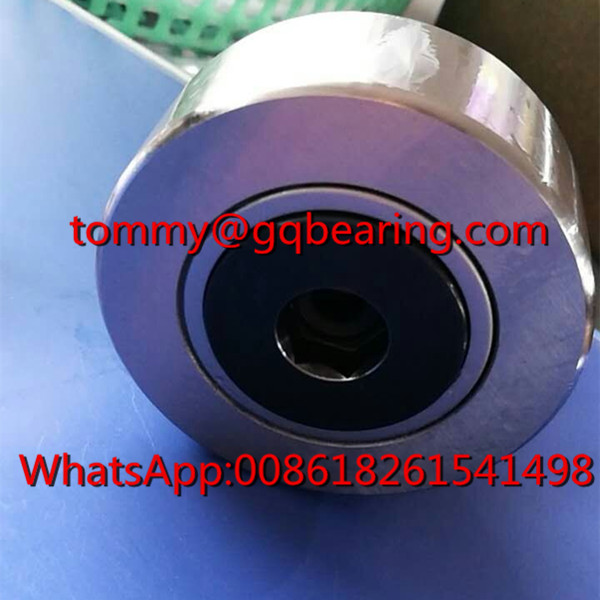 Gcr15 Material 72mm Bore Axial Guidance NUKR72 Cam Follower Bearing