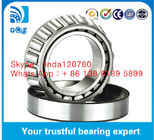 China Stainless Single Row Roller Bearing 30205 30206 30207 With Steel Plate Cage factory