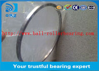 Thin Section Bearing EXCAVATOR BEARING 61807 , High speed deep groove ball bearing 61807