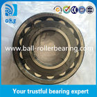 China C3 Clearance E1 Steel Cage FAG 22312-E1-C3 Spherical Roller Bearing steel cage factory