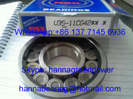 U35-11CG42 Heavy Duty Cylindrical Roller Bearing , U35-11 Full Complement Roller Bearing 35 * 90 * 23 mm