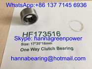 China HF173516 One Way Clutch Bearing for Treadmill / HF17X35X16 17*35*16 mm factory