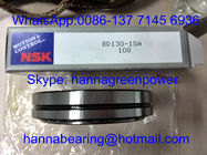 Double Row Angular Contact Ball Bearing BD130-1SA 130*166*40mm