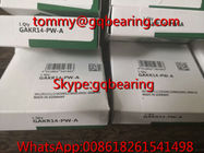 Gcr15 steel Material Germany Origin INA GAKR14-PW-A Rod End Bearing GAKR14- PW- A Spherical Plain Bearing