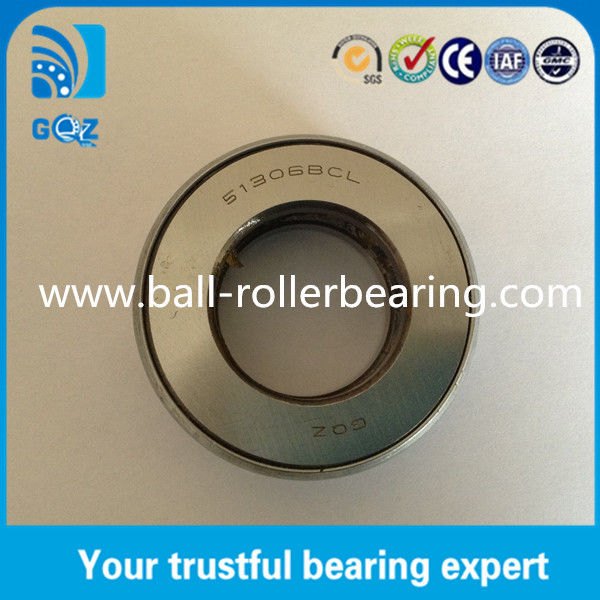 51306BCL Thrust Ball Bearing Inch Series , Automotive Clutch Thrust Bearing