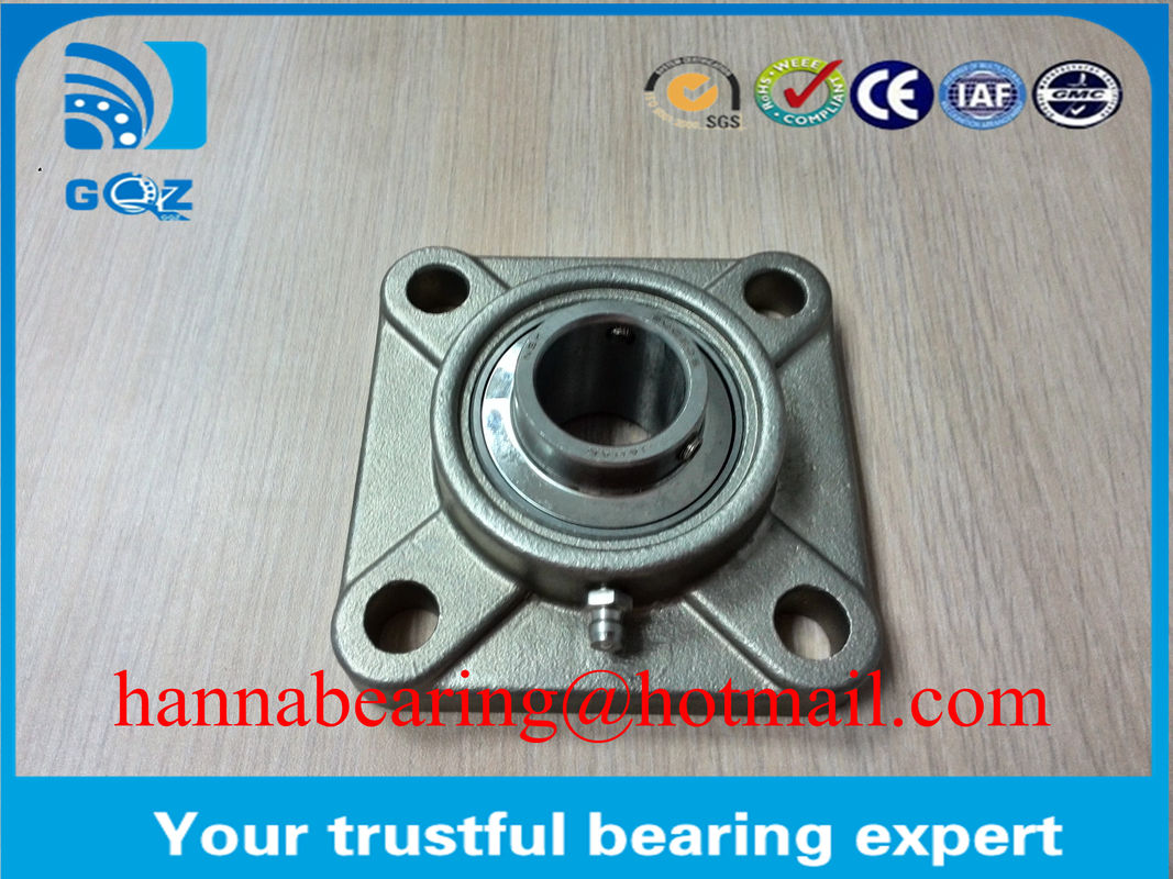 SST Flange Ball Bearing UCF210-31