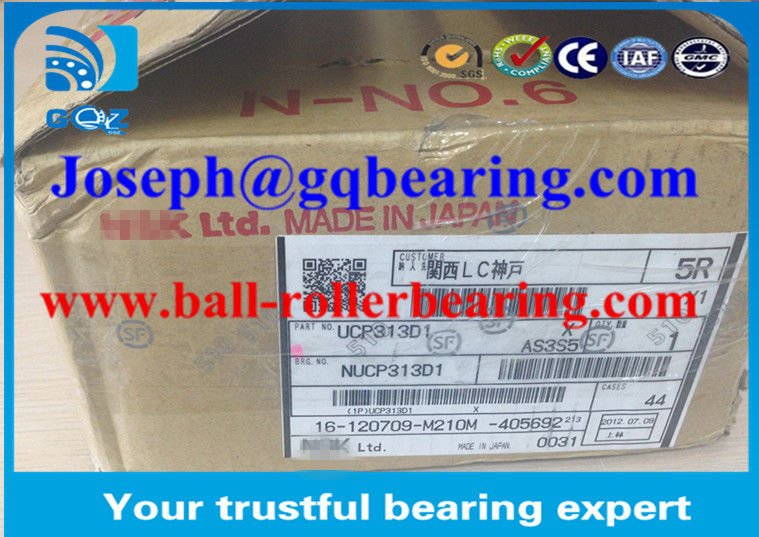 10 KG Housing Unit 30mm Pillow Block Bearing Chrome Steel UCP313D1