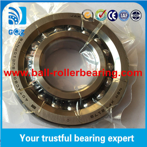 NSK Precision Ball Screw Support Bearing 25TAC62BSUC10PN7B