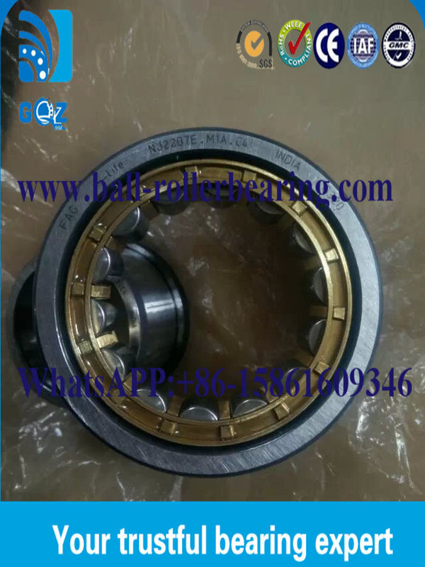 GCr15 Ball And Roller Bearing NJ211ECJ P0 P5 P4 P2 P6 ball bearing