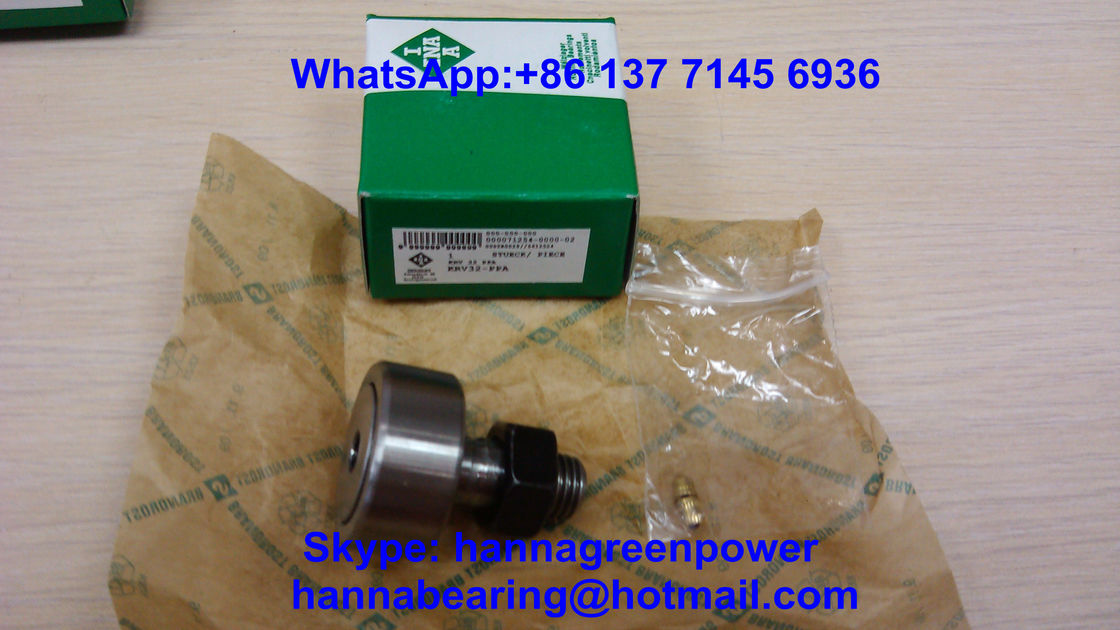 Stud Track Roller KRV32-PPA Full Complement Needle Roller Bearing 32 * 12 * 40 mm