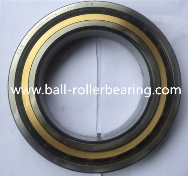 UA Axial Clearance Bronze Cage Angular Contact Ball Bearing 7026-MP-UA