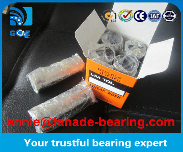 THK Linear ball bearing LM10L 10*19*55 mm Lengthening linear bearing Linear10L THK