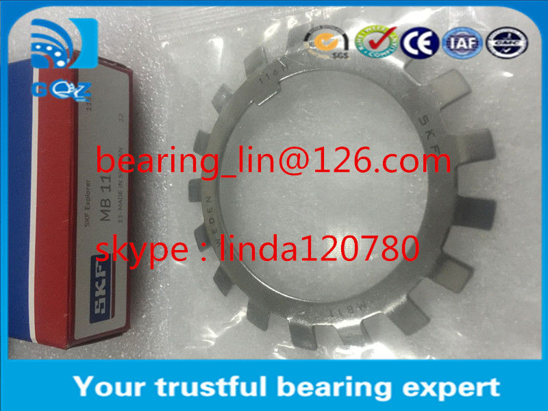 High Precision Lock Washer Linear Slide Bearings MB36 MB38 MB40 MB44 MB48 MB52 MB56