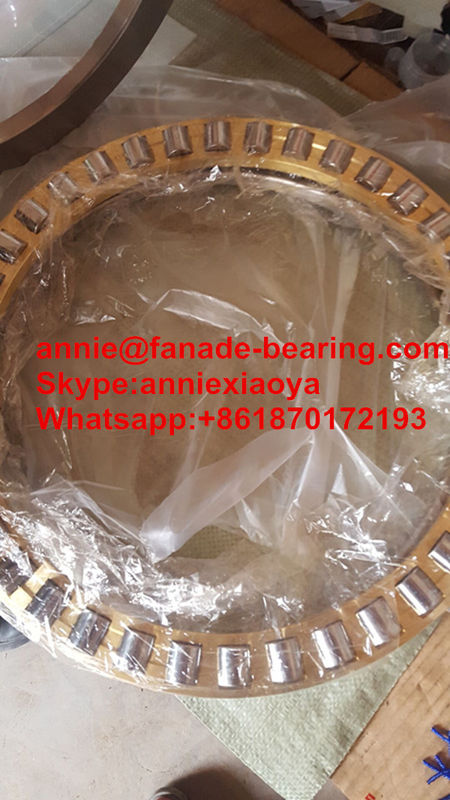 81176M 380x460x65 mm Cylindrical roller thrust bearings , thrust Cylindrical roller bearing