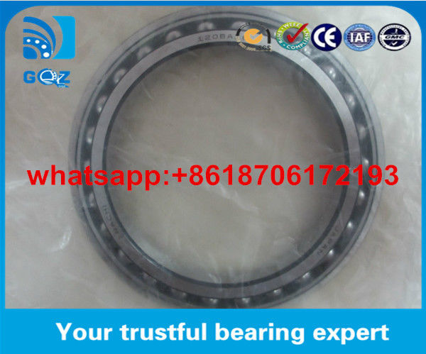 Single Row Nachi excavator bearings , BA290-3A Angular Contact Bearing