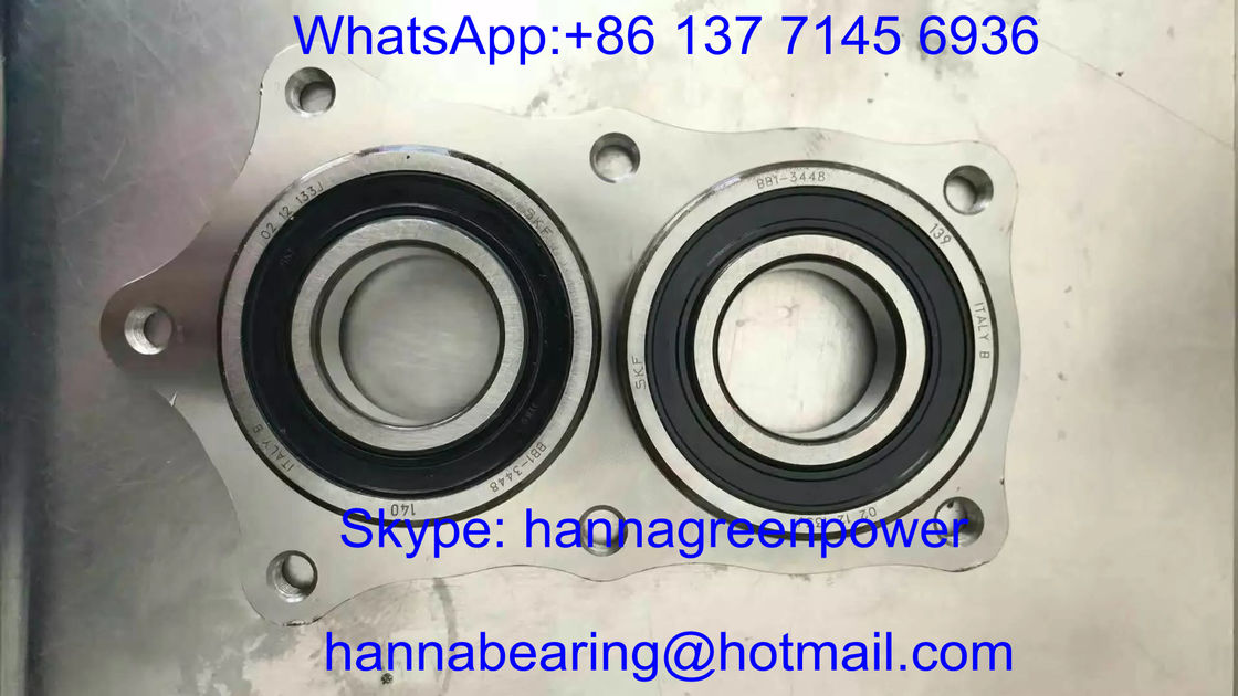 BB1-3448 / BB13448 Automotive Deep Groove Ball Bearing with Rubber  Seals