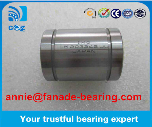 IKO LM203242UU 20mm Slide Bush Ball Bushing Linear Motion Bearing  LM203242UU Liner Ball Bearing