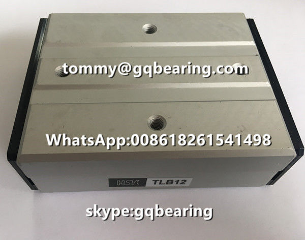 CNC Machine HSK TLB12 Aluminum Alloy Material Linear Guide Bearing