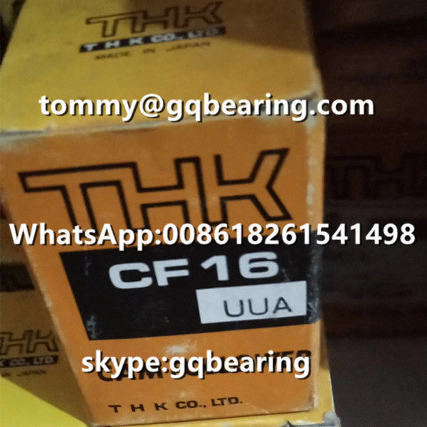 Japan Origin THK CF16UUA Cam Follower Bearing with Cylindrical Outer Ring
