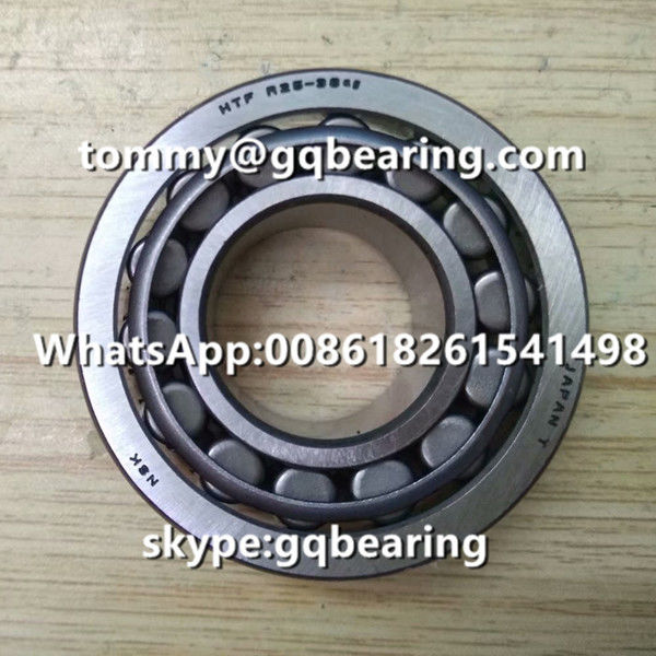 Chrome Steel Material NSK R25-36 Tapered Roller Bearing Gearbox Bearing
