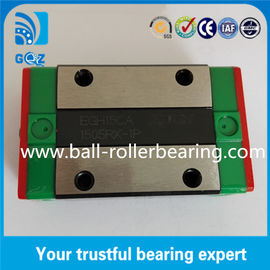 China Miniature High Speed Linear Slide Bearings Customized Self-Aligning EGH15CA factory