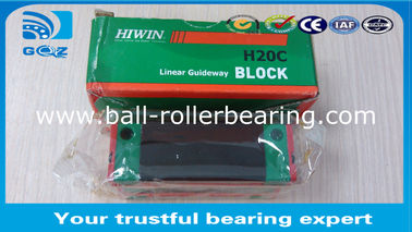 China HGH15CA Linear Guide Bearings , Linear Sliding Bearing 15x34x28mm factory