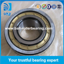Cylindrical High Speed Roller Bearings Stainless Steel NU2307 Wearproof