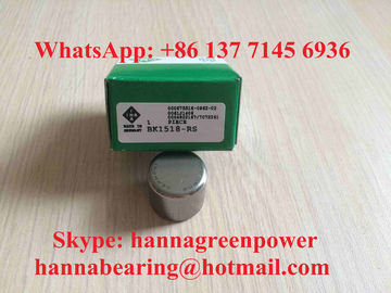 China Closed End Needle Bearing BK1212  BK1212-RS  BK121812 Roller Bearing 12x18x12mm factory