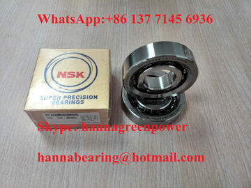 60° Contact Angel 25TAC62BDBC10PN7B Angular Contact Bearing For Ball Screw