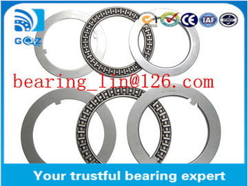 China AX4060 AX4565 Flat Plane Thrust Needle Roller Bearing Chrome Steel factory