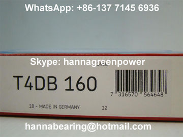 Thin Type T4DB160 Heavy Load Taper Roller Bearing 160x220x32mm