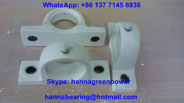 Anti-Corrosion Plastic Pillow Block P206 F206 FL206 For Conveyor Belt